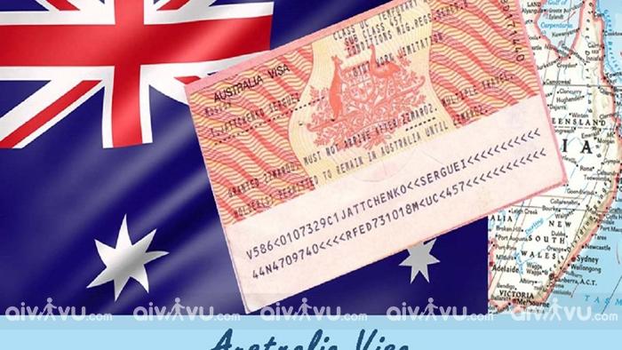Xin visa đi Úc mất bao lâu?