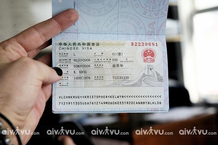 Đặc điểm visa thương mại Trung Quốc