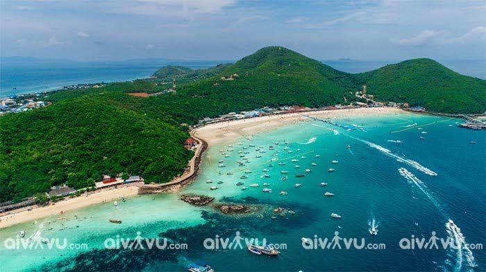 Đắm mình trong sóng biển xanh khi du lịch Thái Lan dịp Tết Nguyên đán