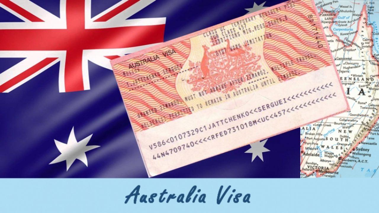 Làm visa Úc du lịch cần lưu ý điều gì?