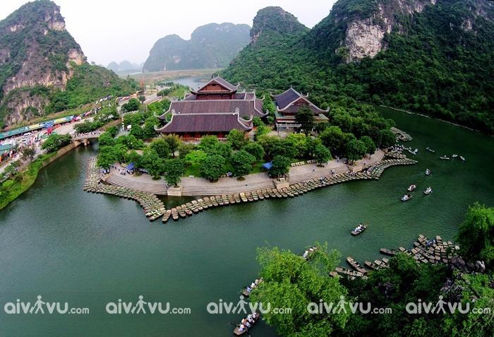 Du xuân ở Tràng An - Ninh Bình