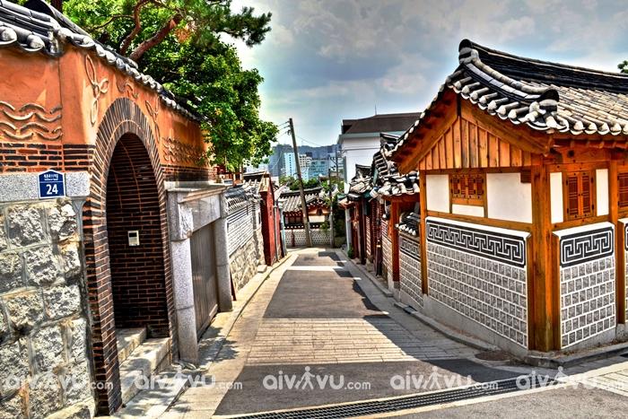 Khám phá một Seoul vào thời gian yên bình nhất năm