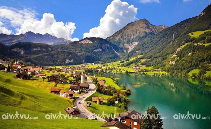 Chạm đến trái tim châu Âu ở Thụy Sĩ