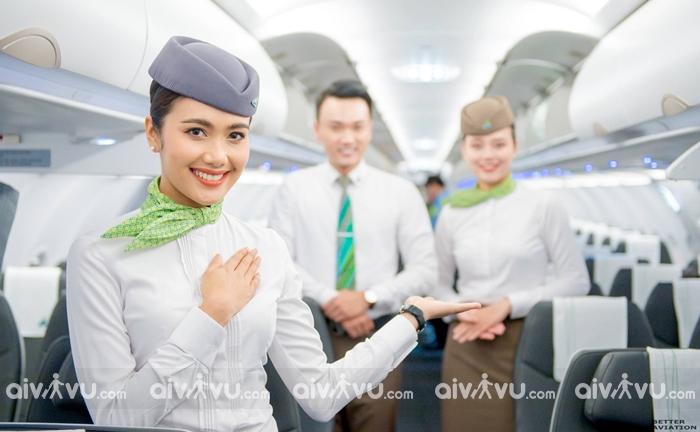 Điều kiện giá vé Bamboo Airways hành trình nội địa và quốc tế