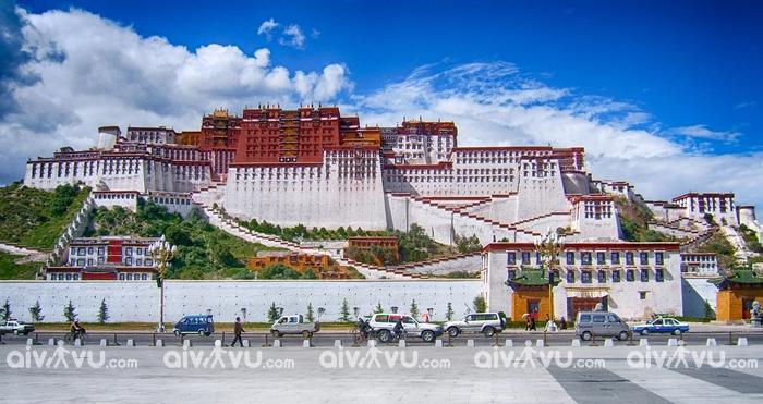 Du lịch Tây Tạng hành hương về vùng đất Phật