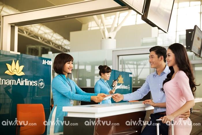 Có được quyền nhượng vé máy bay Vietnam Airlines?