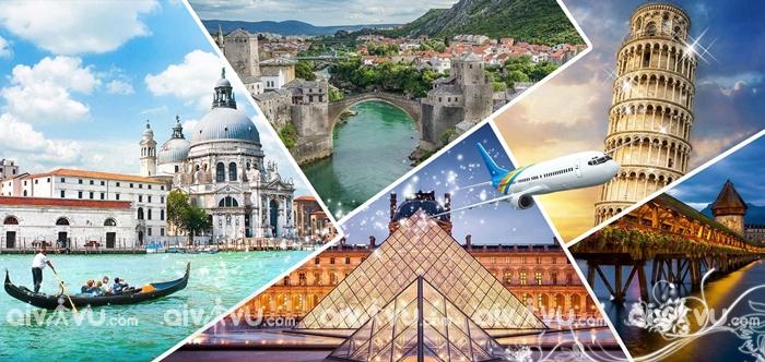 Kinh nghiệm mua bảo du lịch khối Schengen tốt nhất