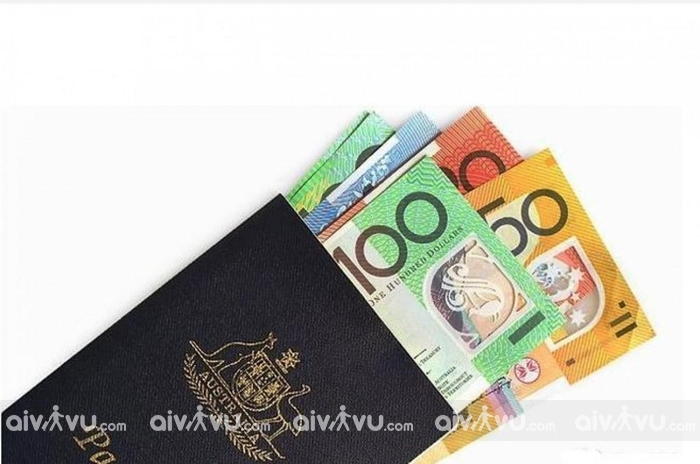 Lệ phí xin Visa Úc bao nhiêu tiền?