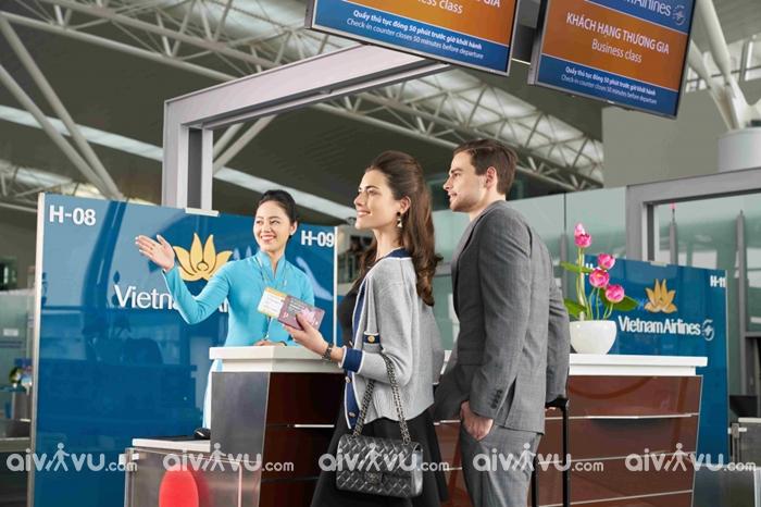 Lưu ý điều kiện hoàn đổi vé máy bay Vietnam Airlines