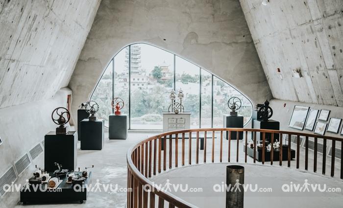 Bảo tàng thế giới cà phê nổi tiếng ở Buôn Mê Thuột