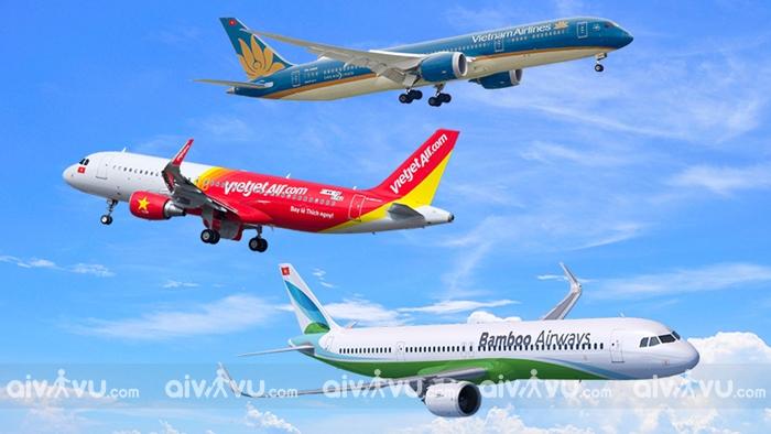 Cập nhật giá vé máy bay Hàn Quốc đi Việt Nam