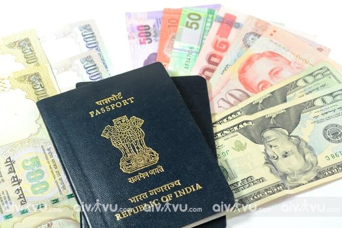 Dịch vụ làm visa Ấn Độ bao đậu tại Aivivu