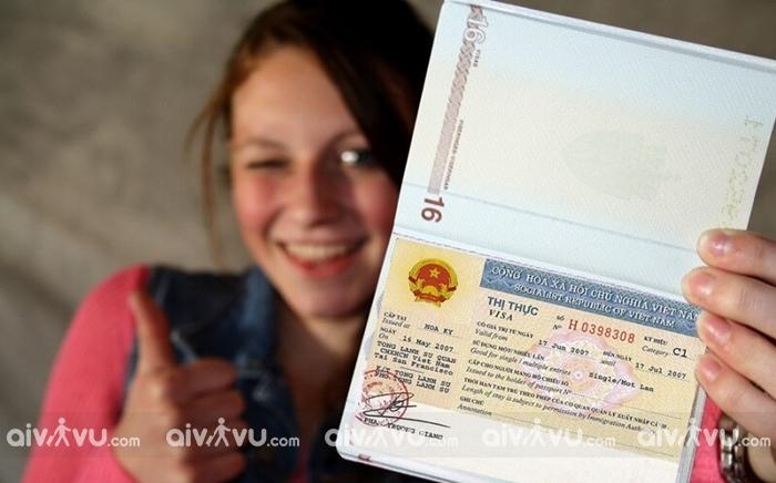 Dịch vụ làm visa Ấn Độ không cần chứng minh tài chính tại Aivivu