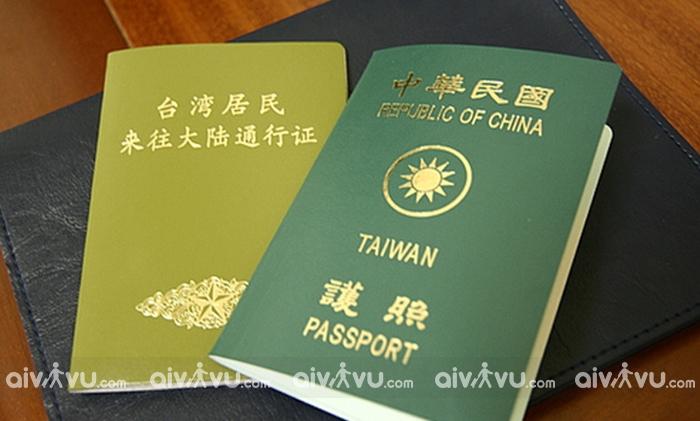 Dịch vụ làm visa thương mại Đài Loan trọn gói tại Aivivu