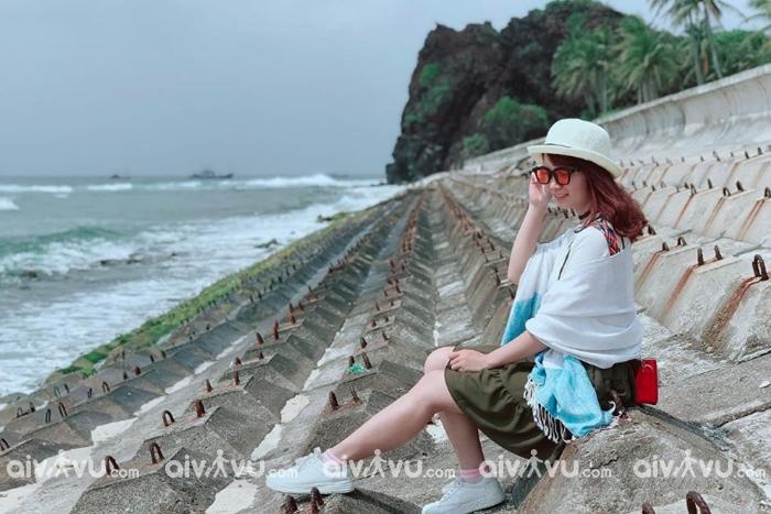 Đảo Bé là địa điểm được nhiều người yêu thích