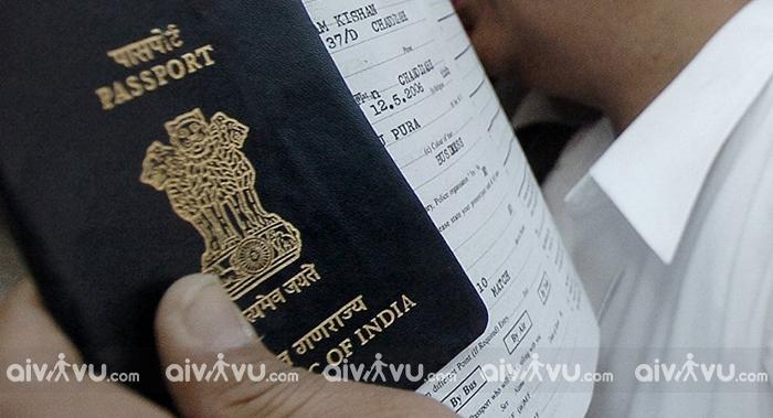 Dịch vụ làm visa Ấn Độ uy tín tại Aivivu