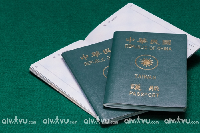 Lưu ý khi xin visa thương mại Đài Loan