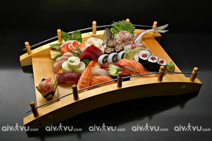 Ý nghĩa văn hóa Nhật Bản thể hiện qua các món ăn địa phương