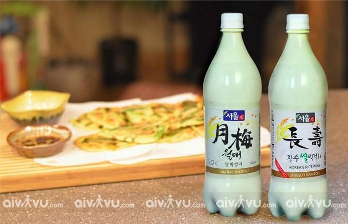Rượu Sake nổi tiếng xứ sở hoa anh đào