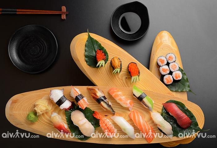 Những món món ăn nổi tiếng của ẩm thực Nhật Bản