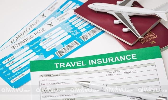 Quyền lợi, Phạm vi khi mua bảo hiểm du lịch Chubb