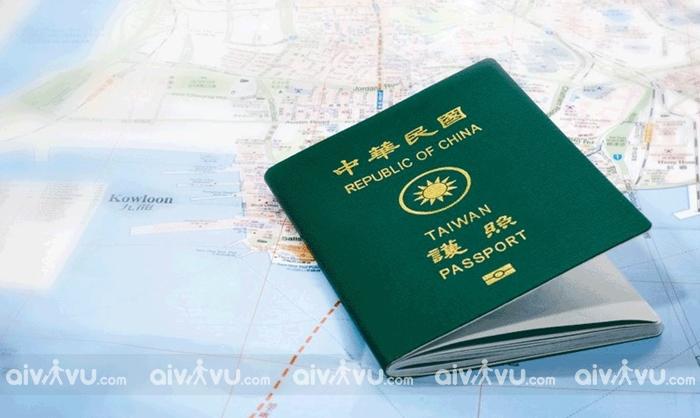 Quy trình nộp hồ sơ xin visa Đài Loan