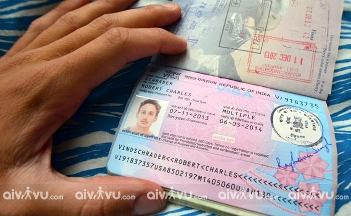 Quy định nhập cảnh khi xin visa Ấn Độ của người dân Việt Nam