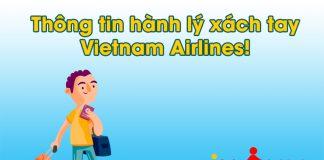 Quy định mang chất lỏng lên máy bay của Vietnam Airlines