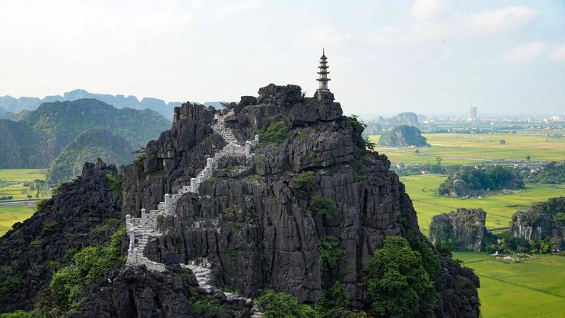 Tour du lịch Hang Múa - Tam Cốc - Tràng An