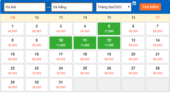 Vé máy bay chưa tới 1 triệu – Du lịch Đà Nẵng chưa bao giờ đơn giản như thế!