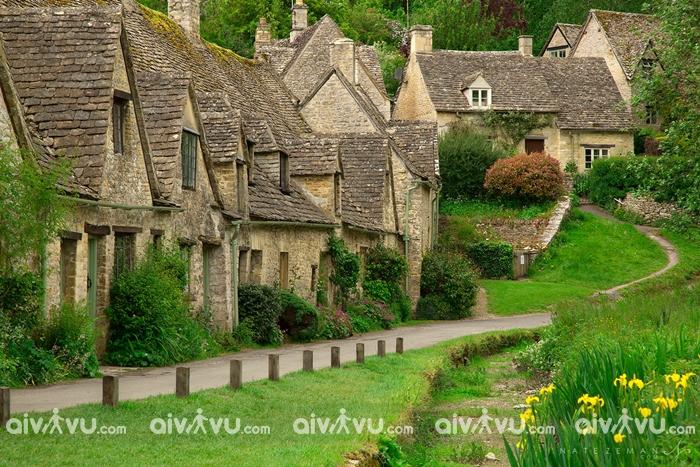 Bibury – Ngôi làng cổ tích đẹp nhất nước Anh