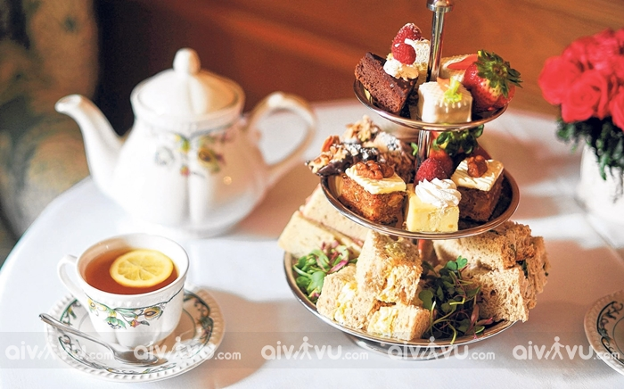 Bữa trà chiều của người Anh