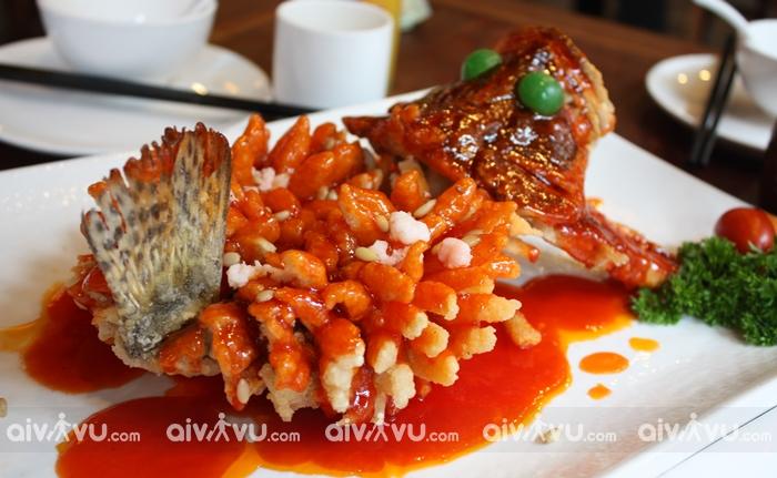 Cá chua ngọt Mandarin