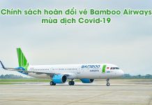 Bamboo Airways hỗ trợ hành khách hoàn đổi vé mùa dịch Covid - 19