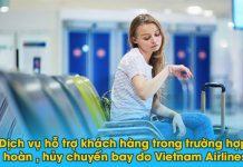 Chính sách Hoàn vé cho khách Vietnam Airlines