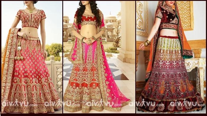 Gagra Choli - Trang phục truyền thống của phụ nữ Ấn Độ vùng Tây Bắc Ấn