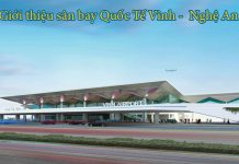 Giới thiệu về sân bay quốc tế Vinh – Nghệ An