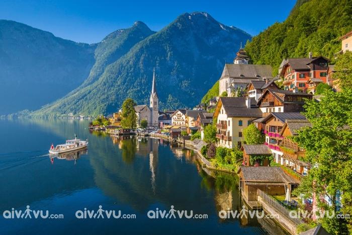 Hallstatt, Áo – Thi trấn nhỏ lâu đời nhất châu Âu