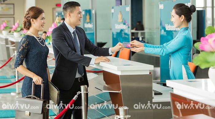 Làm giấy xác nhận nhân thân để đi máy bay Vietnam Airlines ở đâu?