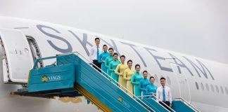 Phòng dịch Vietnam Airlines giảm tần suất bay giữa Việt Nam và Châu Âu