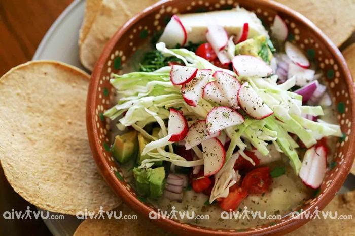 Pozole - Món ăn truyền thống của người Mexico