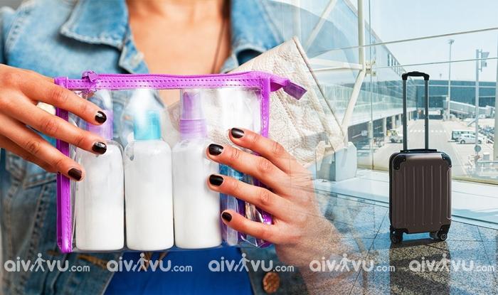 Quy định hàng hóa chất lỏng của Vietnam Airlines