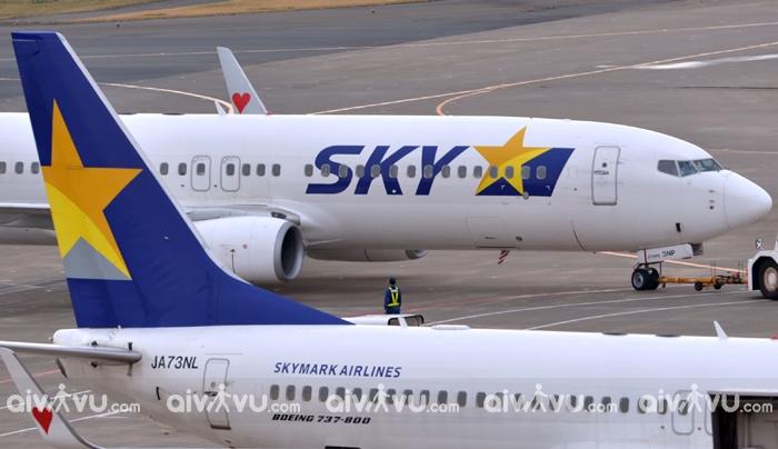 Skymark Airlines – Nhật Bản
