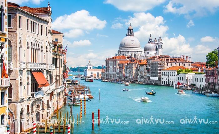 Những dòng sông nổi tiếng trên thế giới