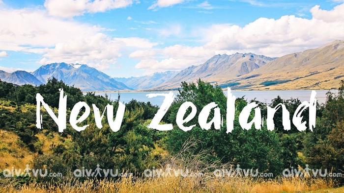 Vé máy bay New Zealand giá rẻ