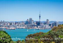 Vé máy bay đi Auckland giá rẻ