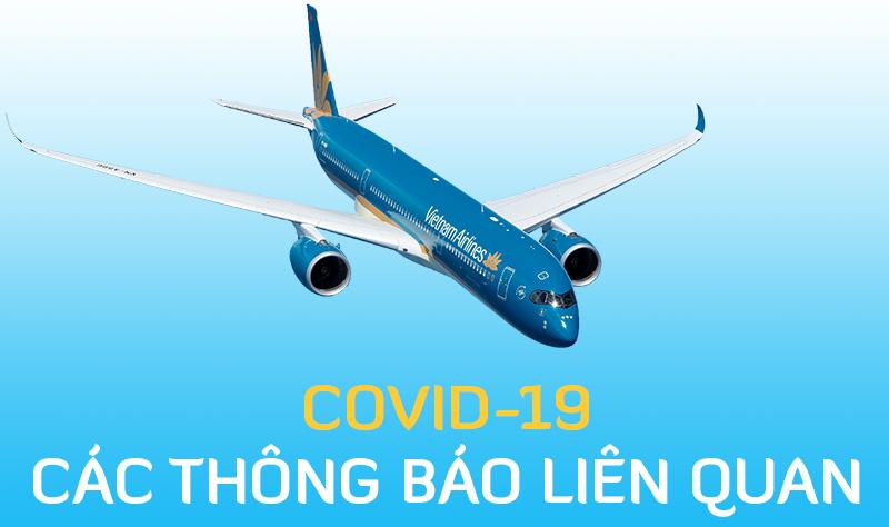 Vietnam Airlines tạm dừng khai thác đường bay giữa Việt Nam và Pháp/ Malaysia