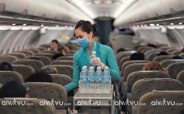 Hướng dẫn phòng tránh virus Covid - 19 khi đi máy bay