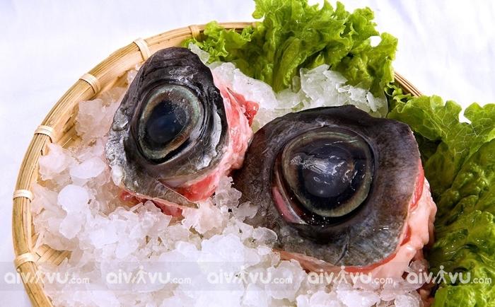 Ác mộng với mắt cá ngừ Nhật Bản