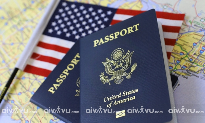 Aivivu – Dịch vụ xin visa Mỹ uy tín